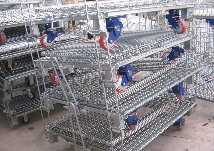 車間用倉儲籠