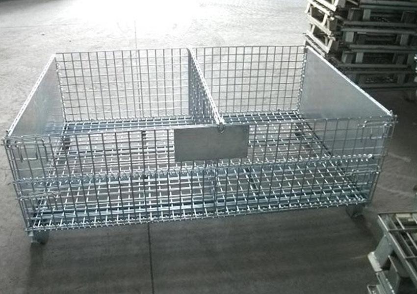 加鋼板蝴蝶籠