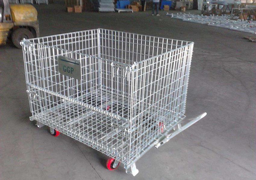 重型倉儲籠