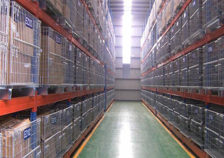 货架仓储笼