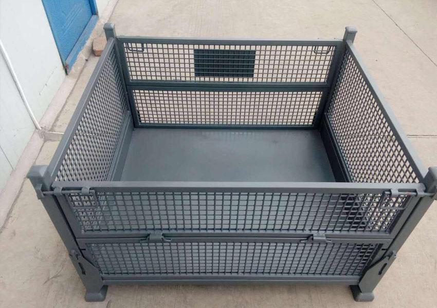 鐵框倉庫籠